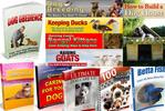 Thumbnail ANIMAL & PET CARE, TRAINIGN and BREEDING Ebooks Package