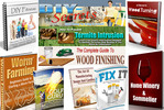 Thumbnail DIY, Do it Yourself. A Huge Collection of DIY ebooks